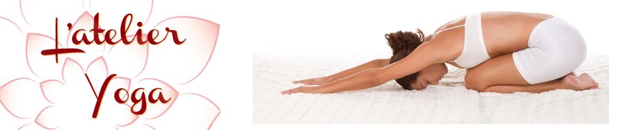Atelier Yoga – Cours de Yoga et relaxation à Digne dans les Aples de Haute Provence logo